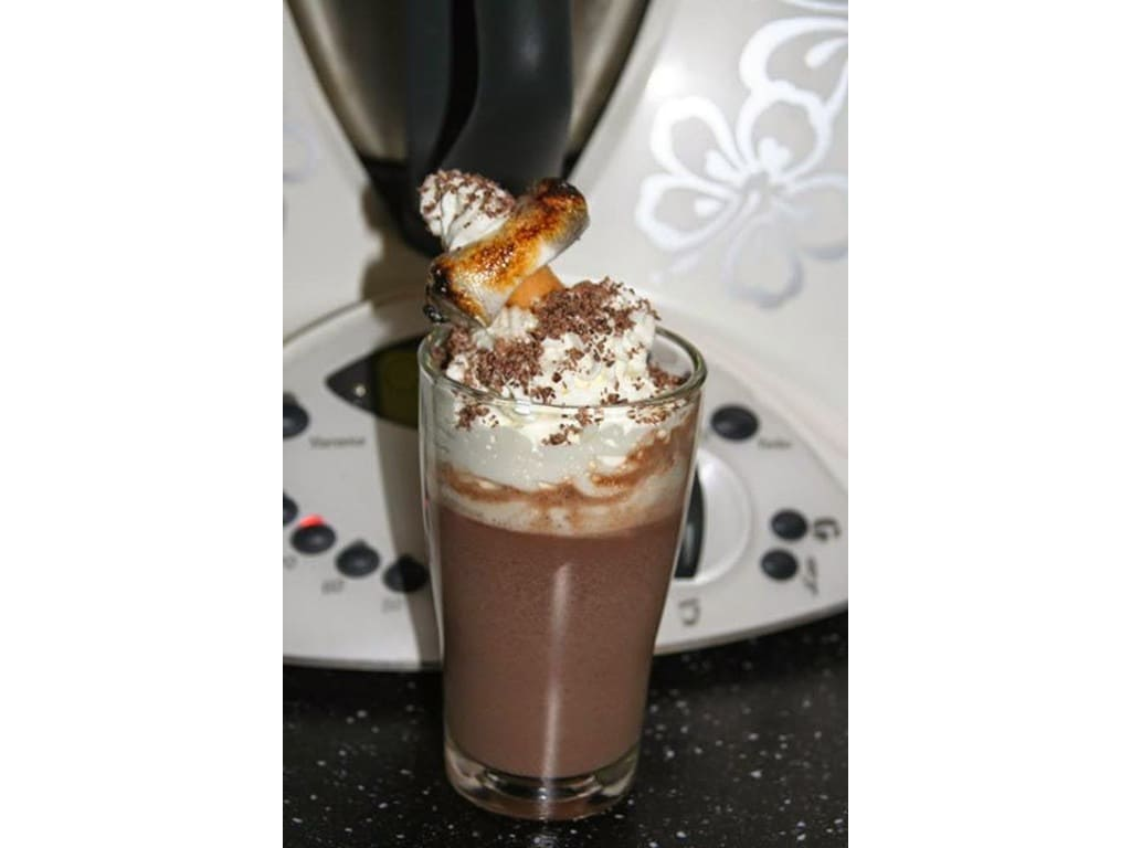 Ned Flanders Trinkschokolade