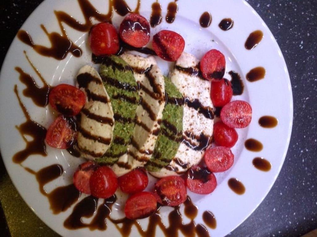 Vegane Küche