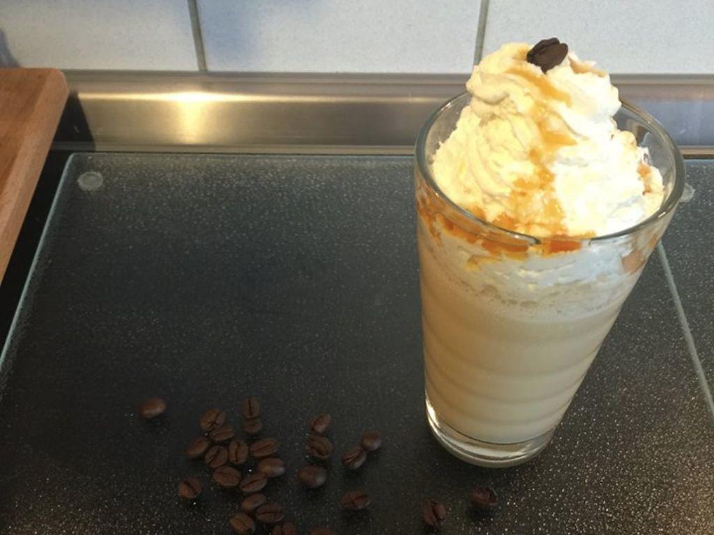 Eisgekühlter Frappuccino / Eiskaffee aus dem Thermomix®
