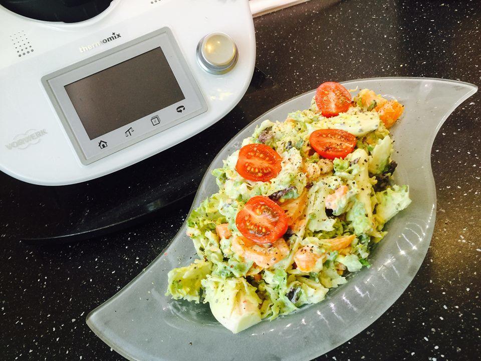 Turbo Ruck Zuck Salat