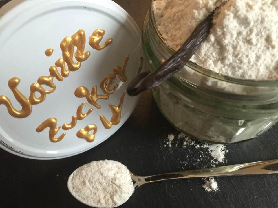 DIY Vanillezucker ohne Klümpchen