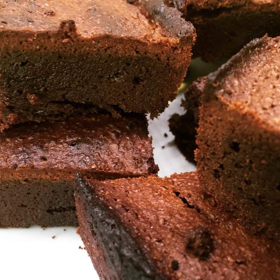 Brownies der absolute Seelentröster