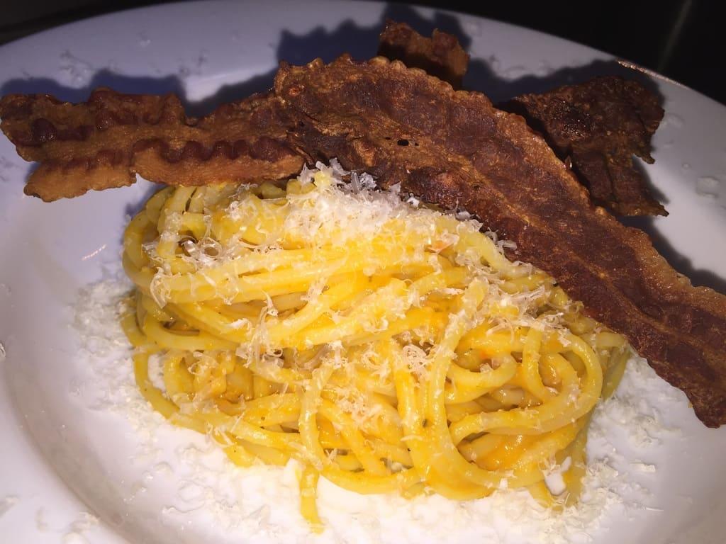 Kürbissauce für Nudeln / Pasta