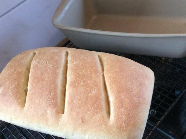 Knusper - Toastbrot aus dem Zauberkasten