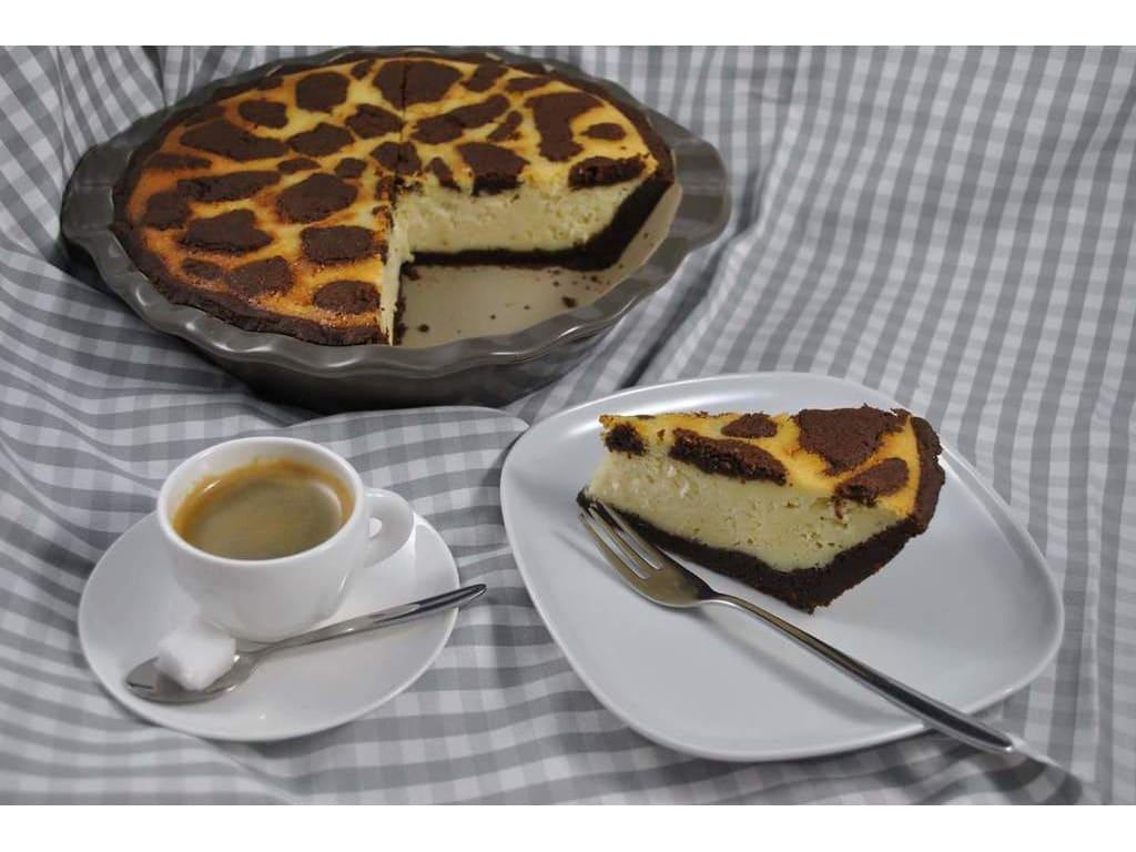 Russischer Zupfkuchen aus der Pieform
