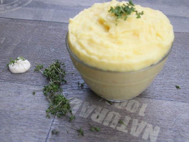 Kartoffelpüree the best