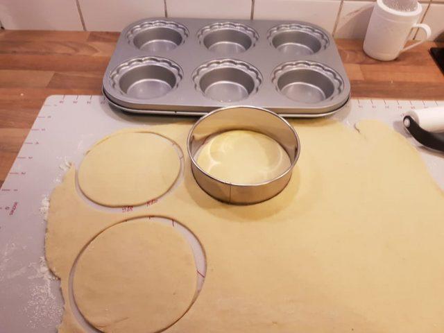 Tartelettes in der Mini Pieform von PamperedChef ®