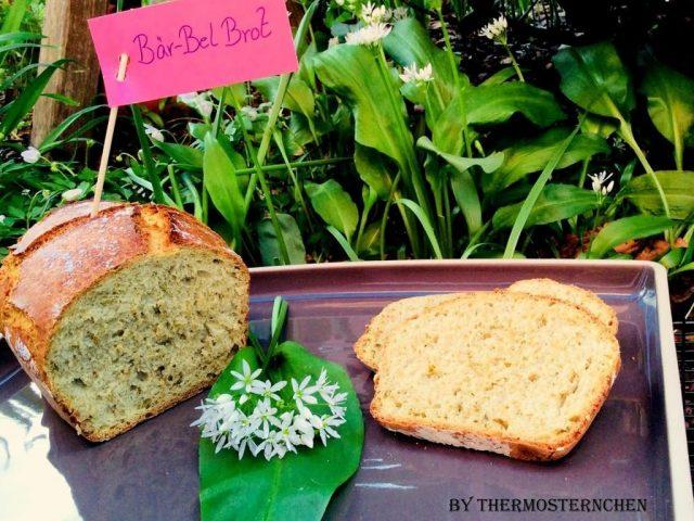 Bär-bel Brot das duftige Brot im kleinen Zaubermeister