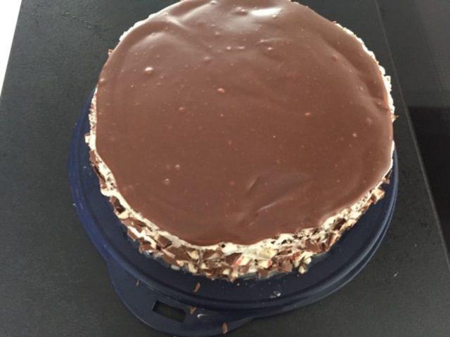Yogurette Torte von Nadine Hofmann mit Thermomix® und KitchenAid®