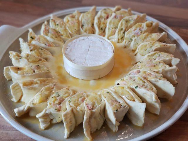 Kartoffelsonne auf der White Lady