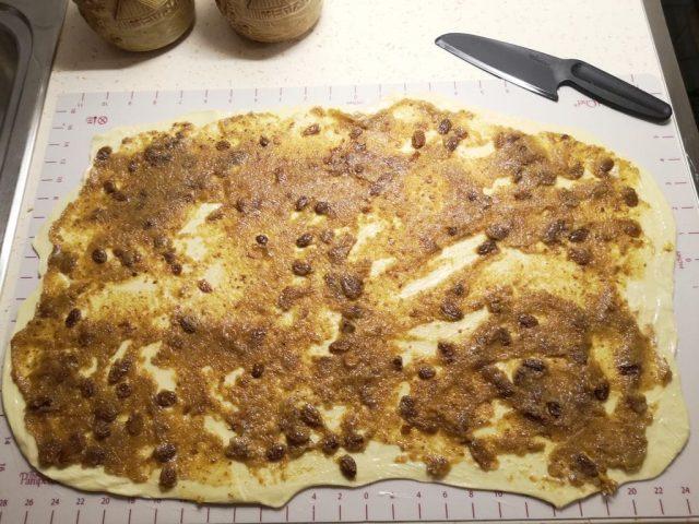 Bratapfel-Zupfbrot