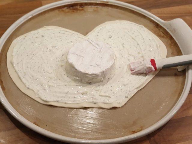 Valentin Heart auf der White Lady