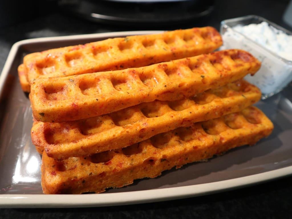Pizzariegel aus der Kuchenriegel-Form