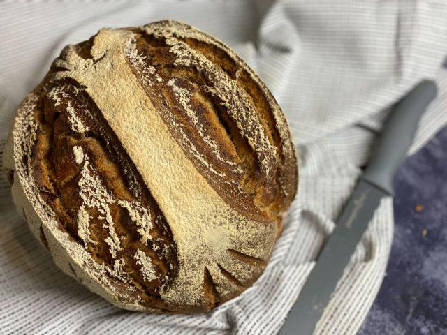 Kefir Kaffee Brot