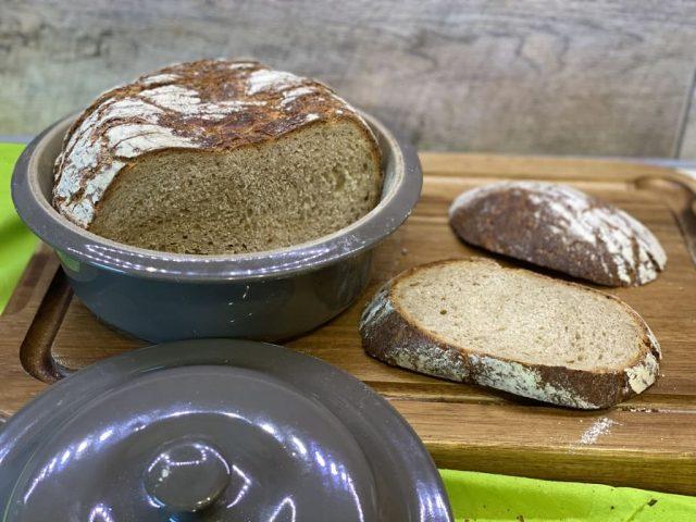Dinkelkracher Brot