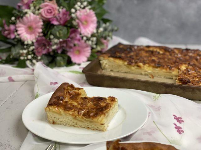Florentiner - Apfelkuchen