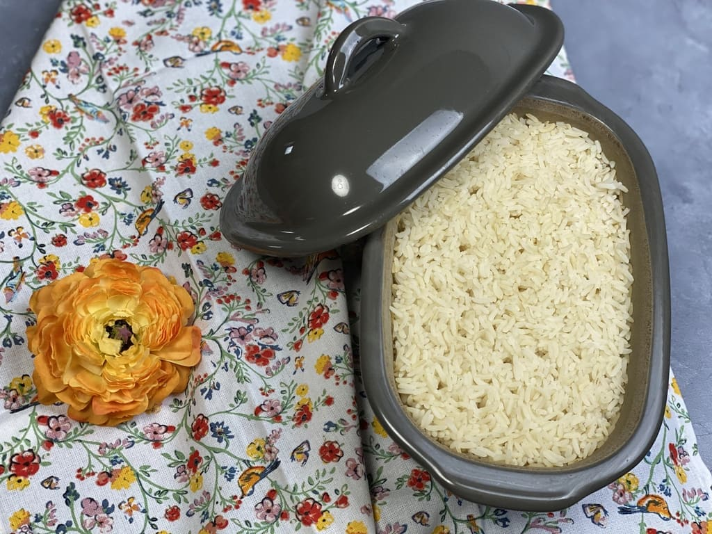 Reis aus dem Ofen - kl. Zaubermeister / Lily -