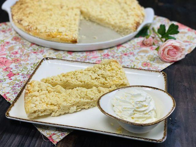 Schlesischer Streuselkuchen von der White Lady