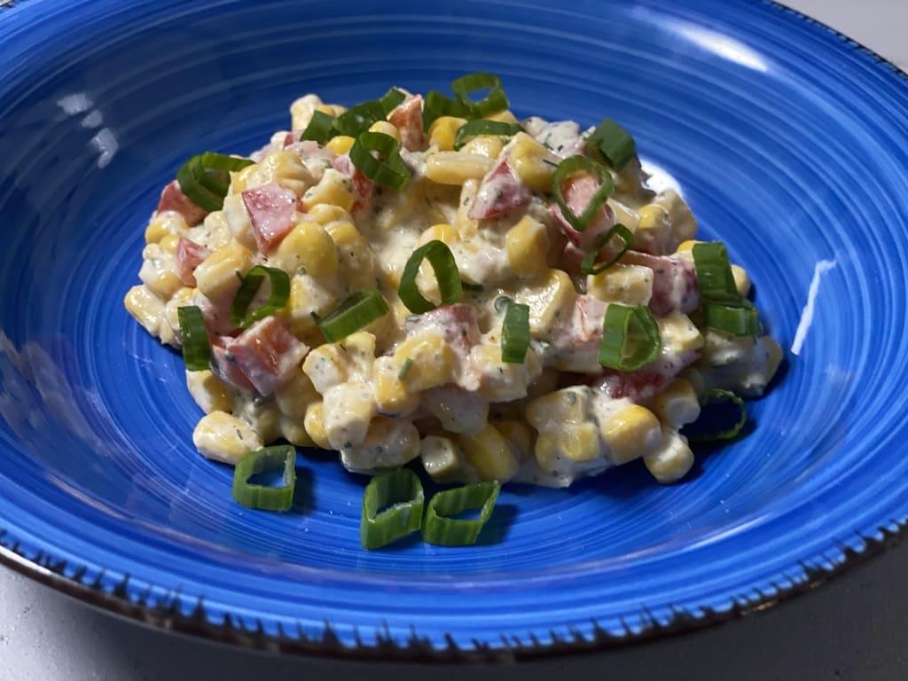 Amerikanischer Maissalat