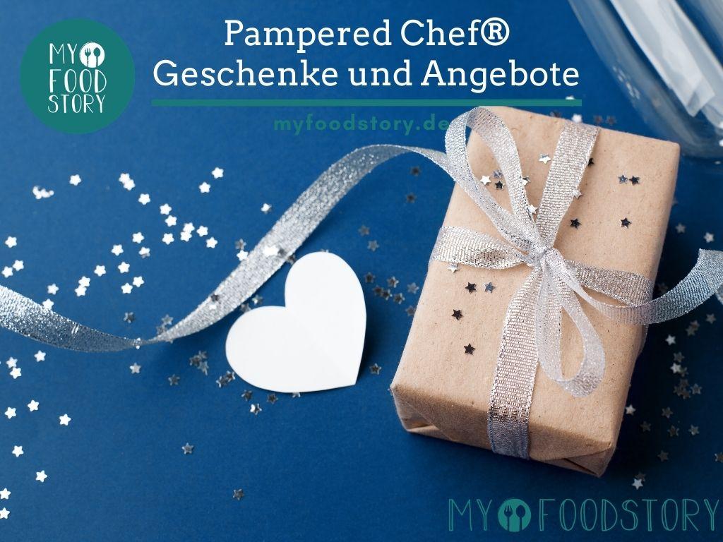 Pampered Chef® Geschenke und Angebote