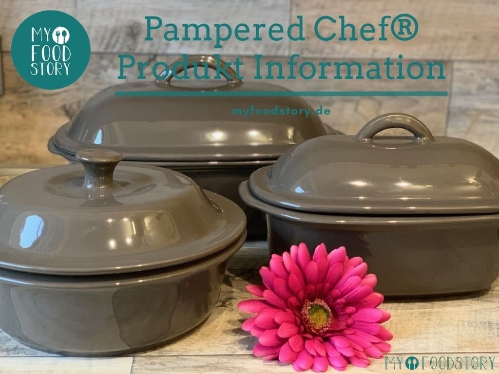 Pampered Chef Produkt Informationen