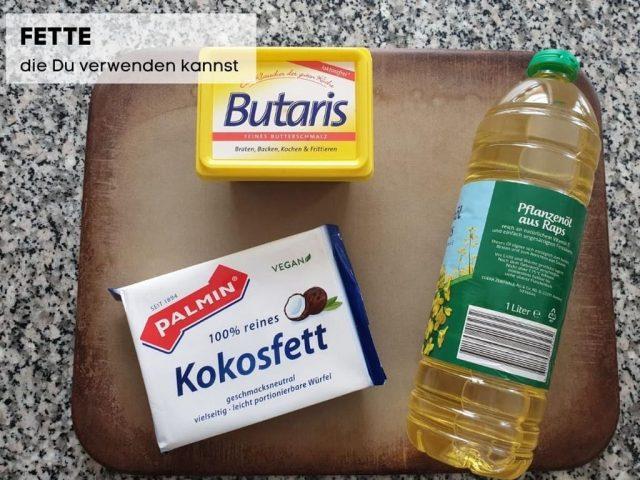 Handhabung - Gebrauch - Patina und Fette