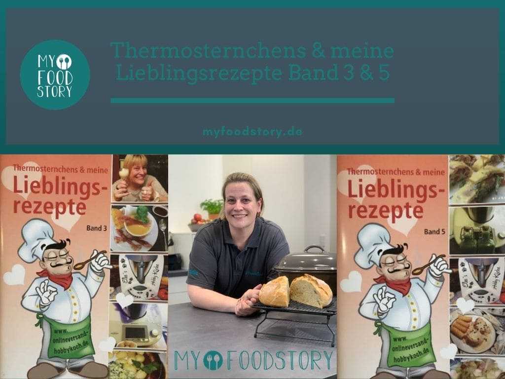 Thermosternchens & meine Lieblingsrezepte Band 3 & 5
