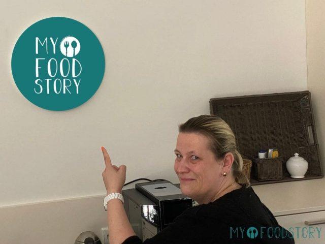 Willkommen bei Myfoodstory - Claudia mit Pampered Chef