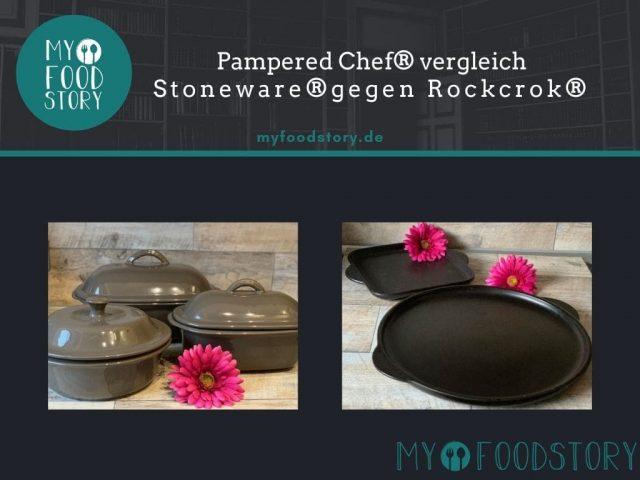 Vergleich Stoneware gegen Rockcrok