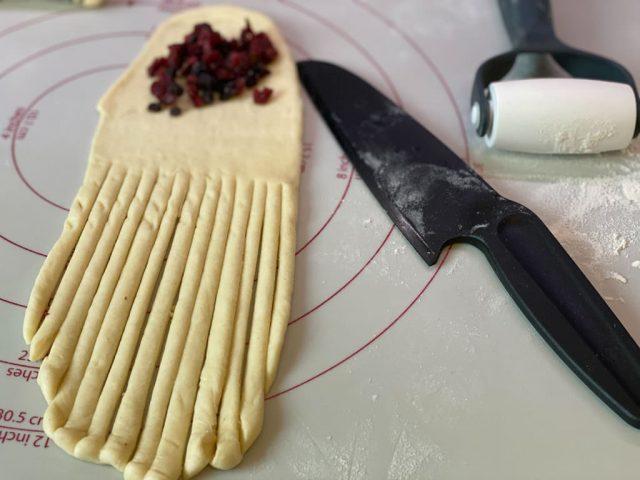 Wool Roll Bread / Wollknäul / Osterbrot