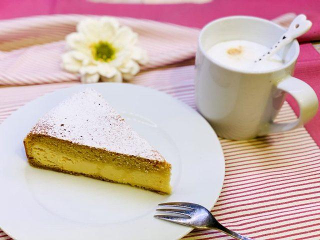 Dreh dich um Kuchen – Quarkkuchen