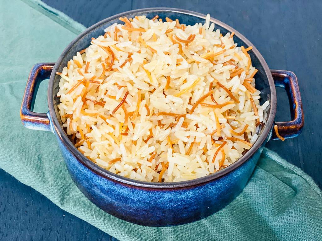 Türkischer Reis