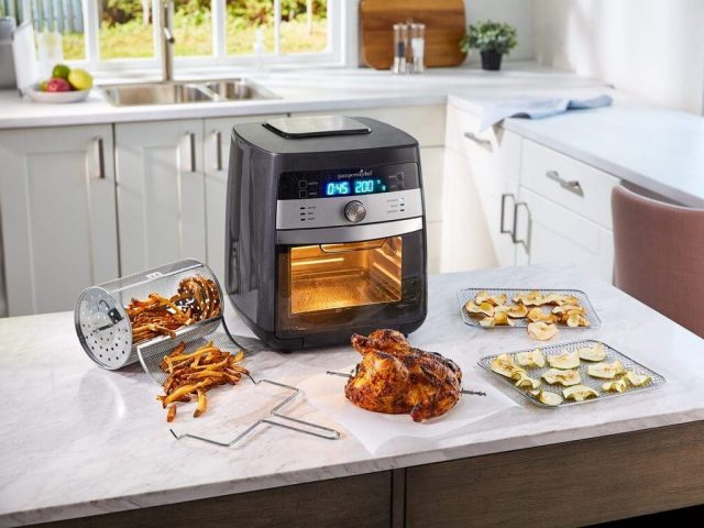 Deluxe Air Fryer von Pampered Chef®