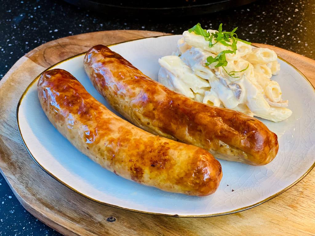 Bratwurst - Rezept für den Deluxe Air Fryer -