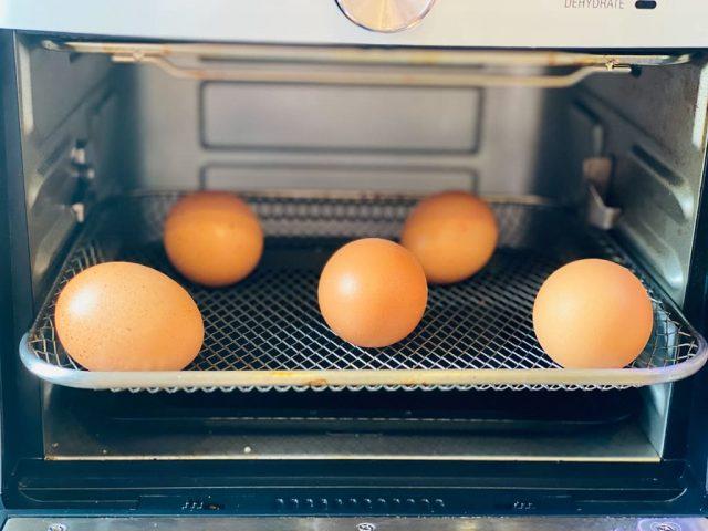 Gekochte Eier Rezept Für Den Air Fryer1