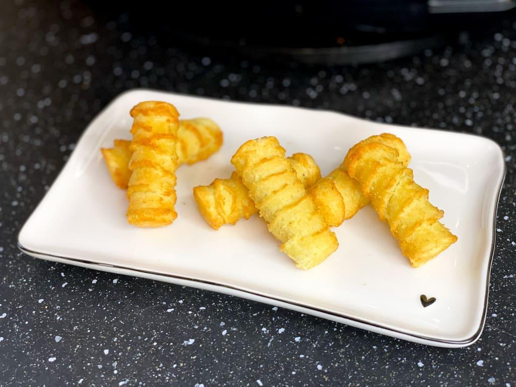 TK Kroketten - Rezept für den Deluxe Air Fryer -